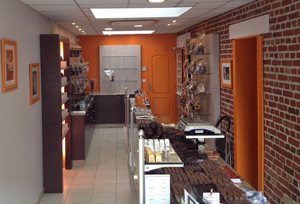 Notre boutique à Neuve-Chapelle