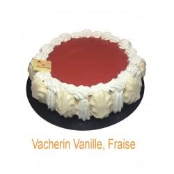 VACHERIN VANILLE FRAISE