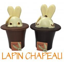 Lapin Chapeau Noir